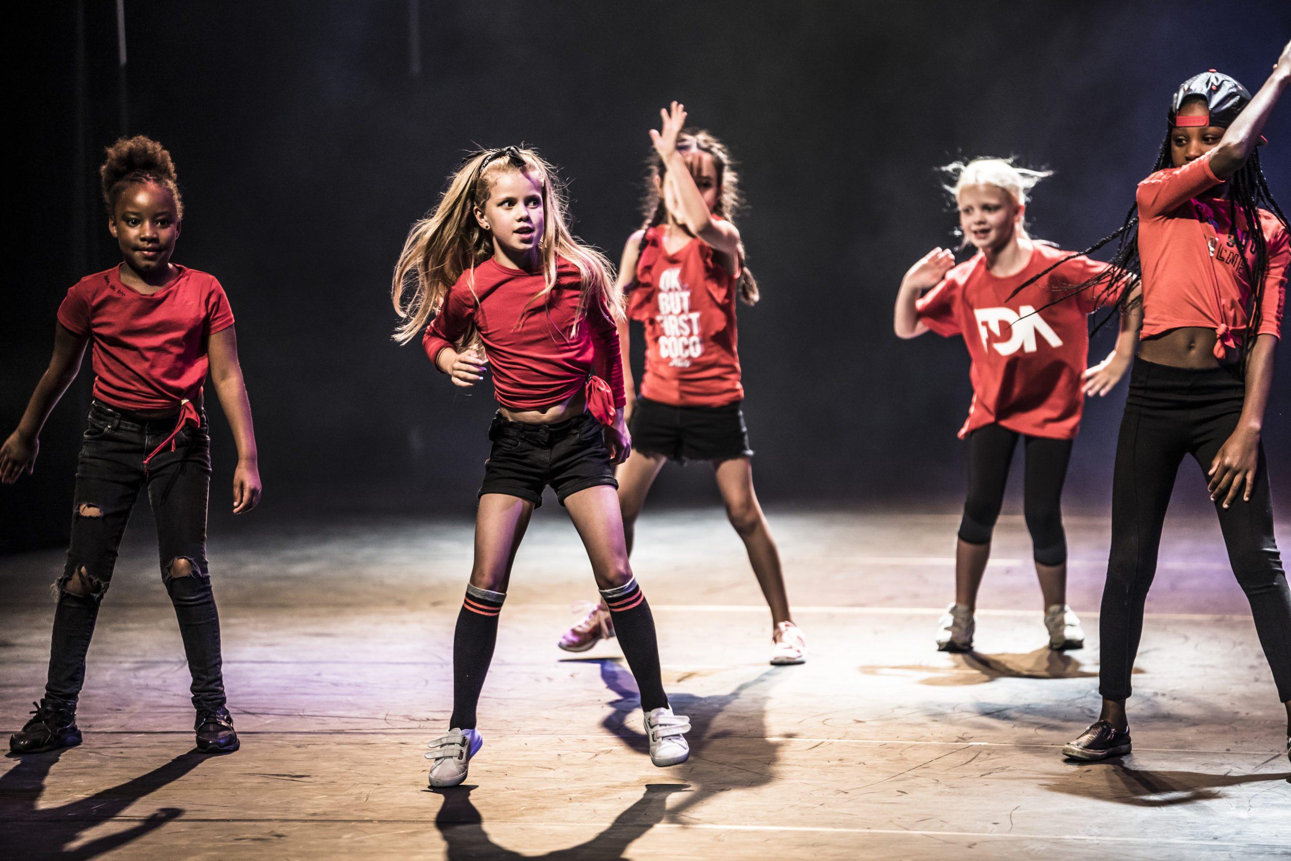 Flexx_n Dance Academy Kids Dansles