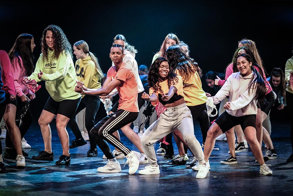 Flexx_n Dance Academy Afro dansschool eindhoven